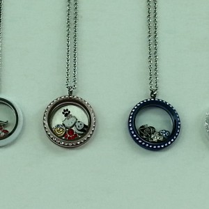 Acrylic Lockets