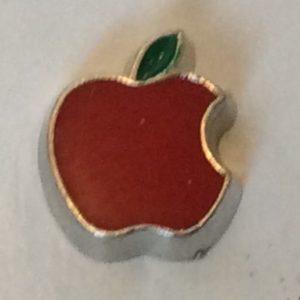 Red Mac Apple