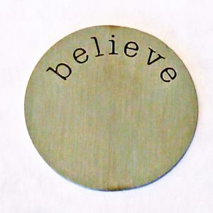 Believe Large Disk (2)