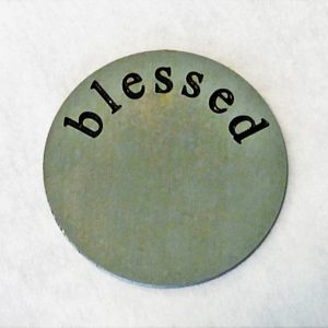 Blessed Large Disk (2)
