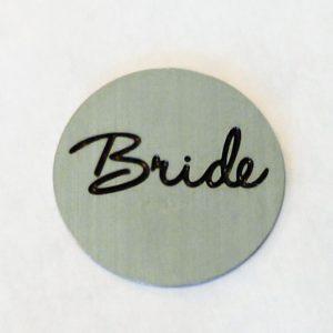 Bride Large Disk