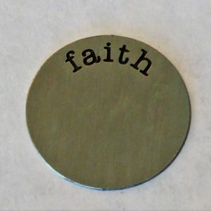 Faith Large Disk