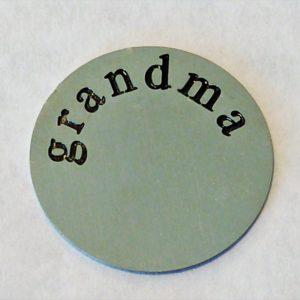Grandma Large Disk