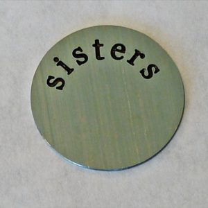 Sisters Large Disk