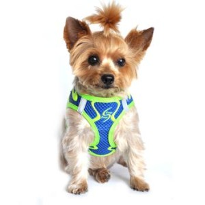 American River Dog Harness Ombre Collection - Cobalt Blue
