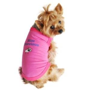 Dog Tank - Miss Chevious